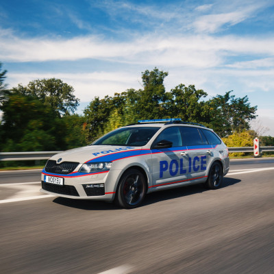 Mosy Intelligent police car 10