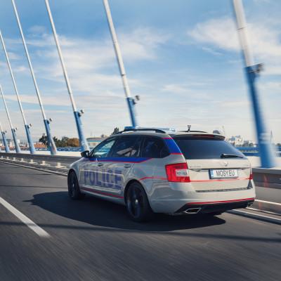 Mosy Intelligent police car 9