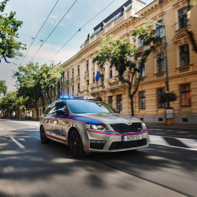 Mosy Intelligent police car 7