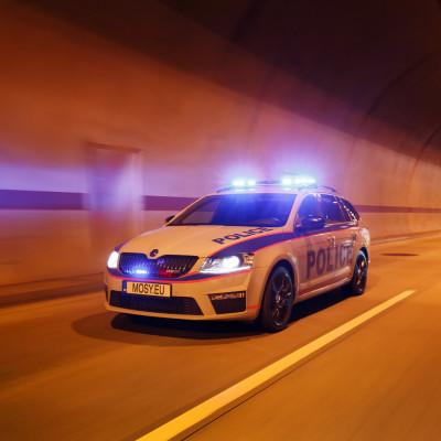 Mosy - police vehicle