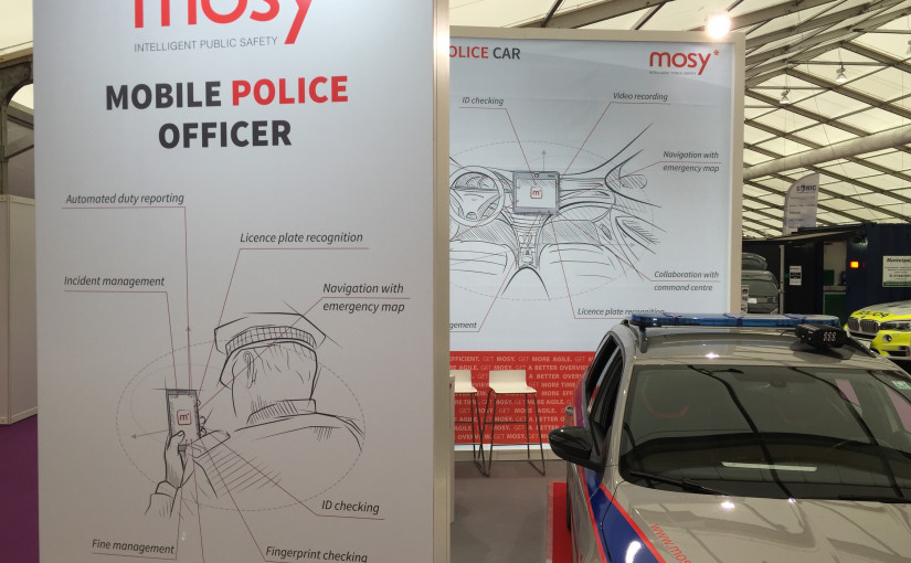 Security and policing exhibitions 2018