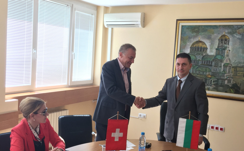 Mosy has a new deal in Bulgaria
