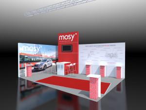 Mosy - Milipol Paris 2017