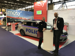 Mosy at Milipol Paris 2017