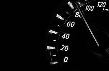 Mobile speed measurement