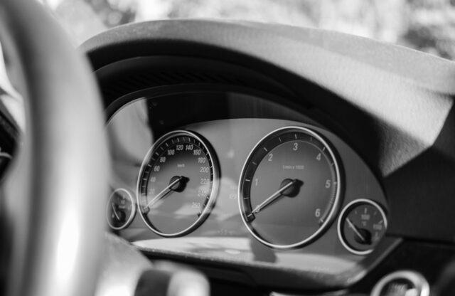 Mobile Geschwindigkeitsmessung